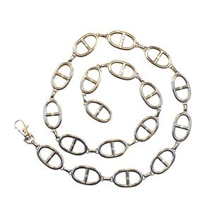 Michael Kors Chain Belt!